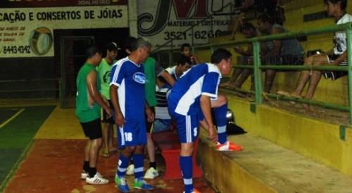 Acontecem hoje as semifinais da Copa 5S de Futsal