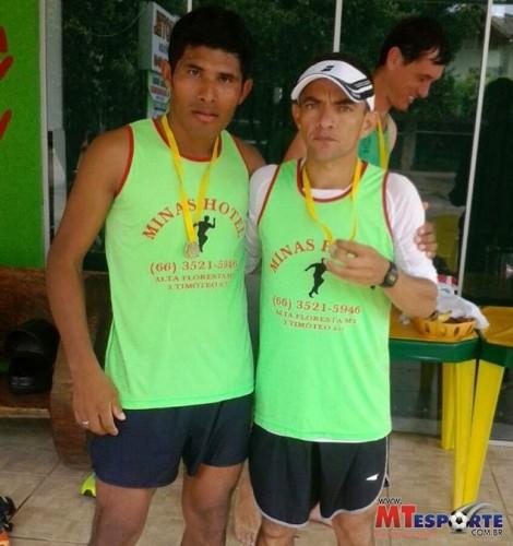 SUPERAÇÃO Taz vence maratona amadora com percurso de 42 km
