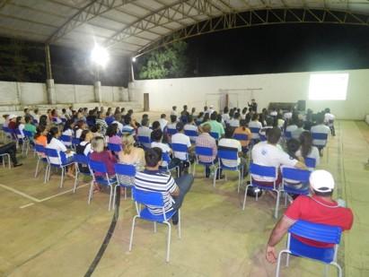 1400 alunos da rede pública participaram de palestras sobre educação no trânsito