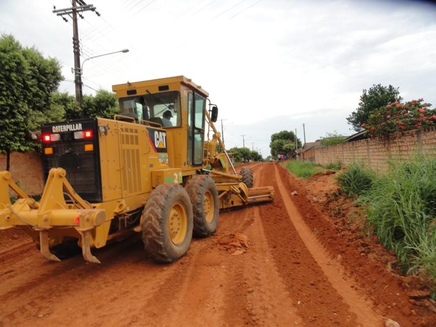 Prefeitura de Alta Floresta vai pavimentar quatro ruas no Boa Nova III-1