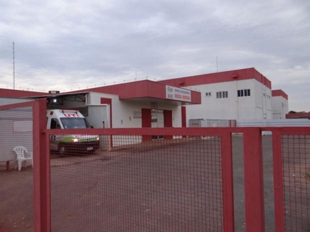 hospital colider