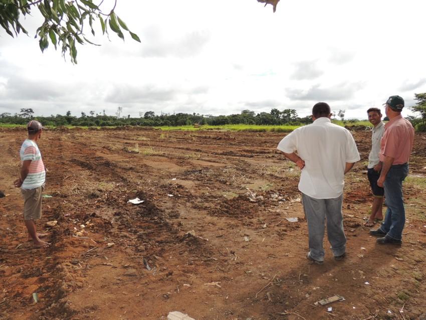 Jardim das Oliveiras terá área de lazer