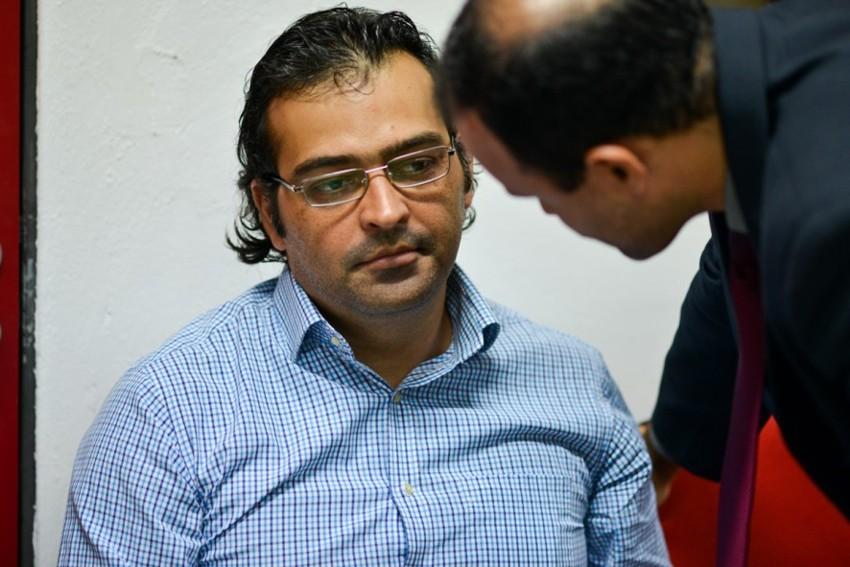 Júlio Cesar Rodrigues, advogado preso na Operação Ventríloquo