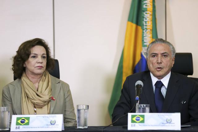 ex-deputada Fátima Pelaes