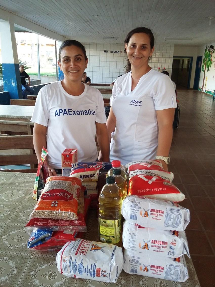Bandas de Rock de Alta Floresta Arrecadam Alimentos para APAE (1)