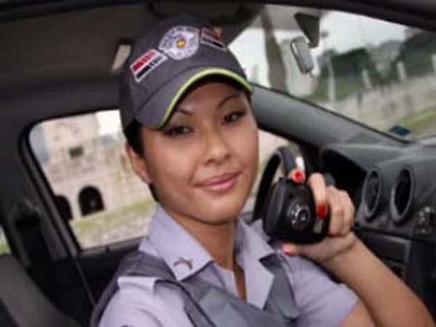 policial militar femtinina