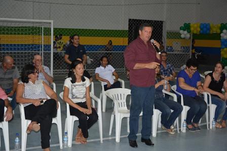 Abertura de Jogos Paranaíta