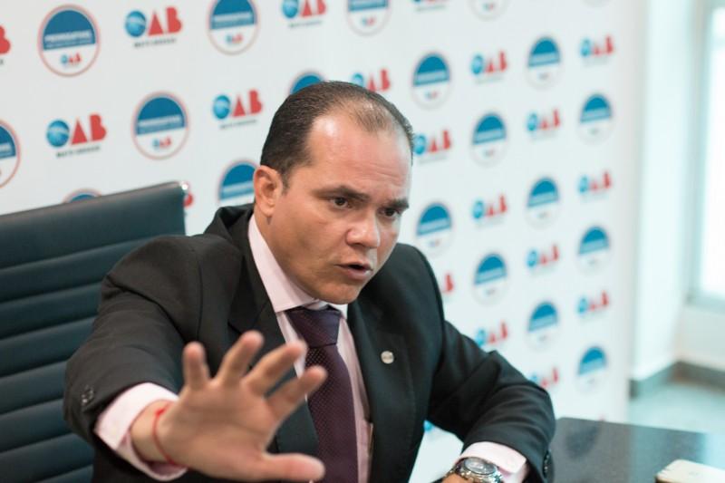 presidente da oab mt