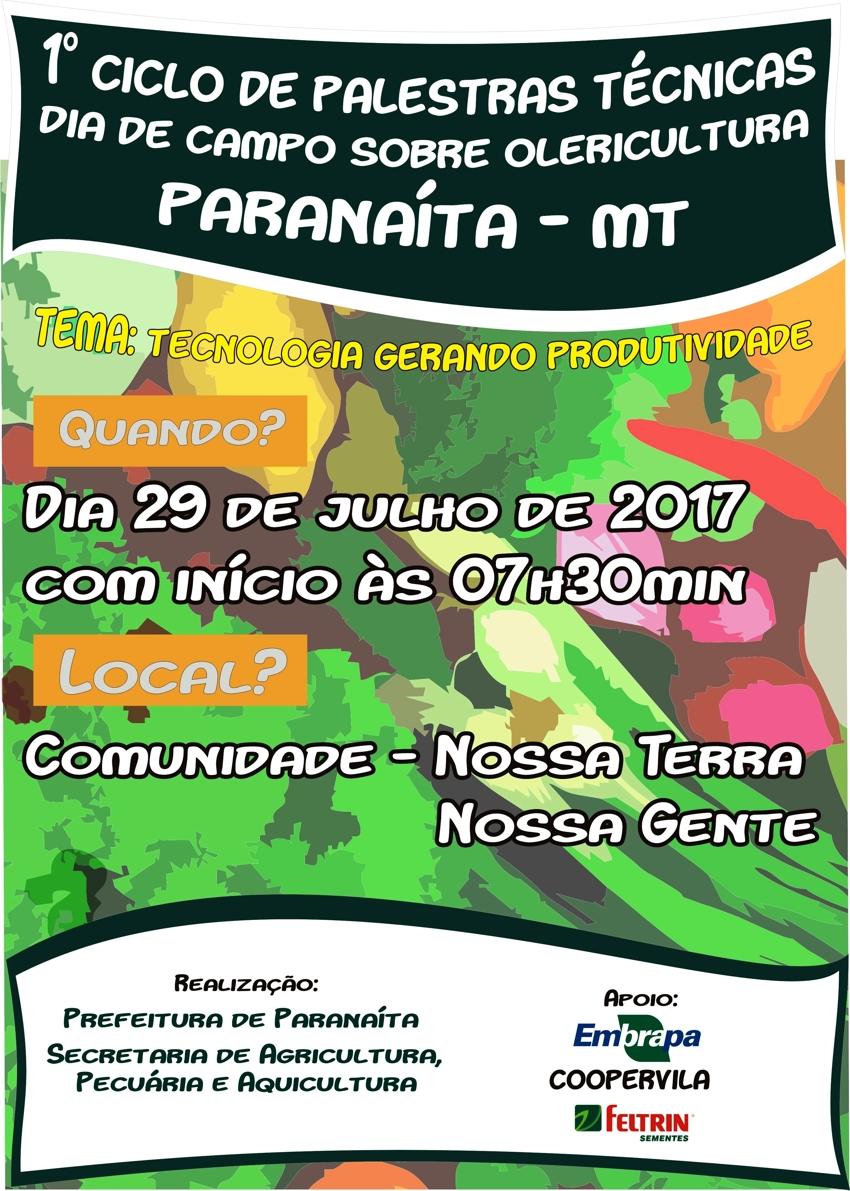 convite campo marcelo agro paranaíta