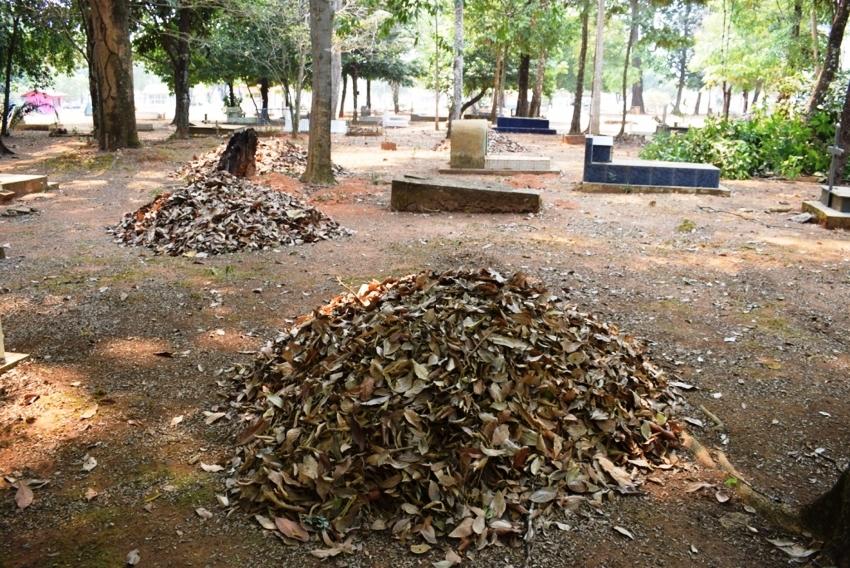 interna cemitério