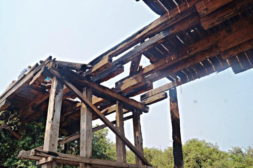 interna ponte queimada