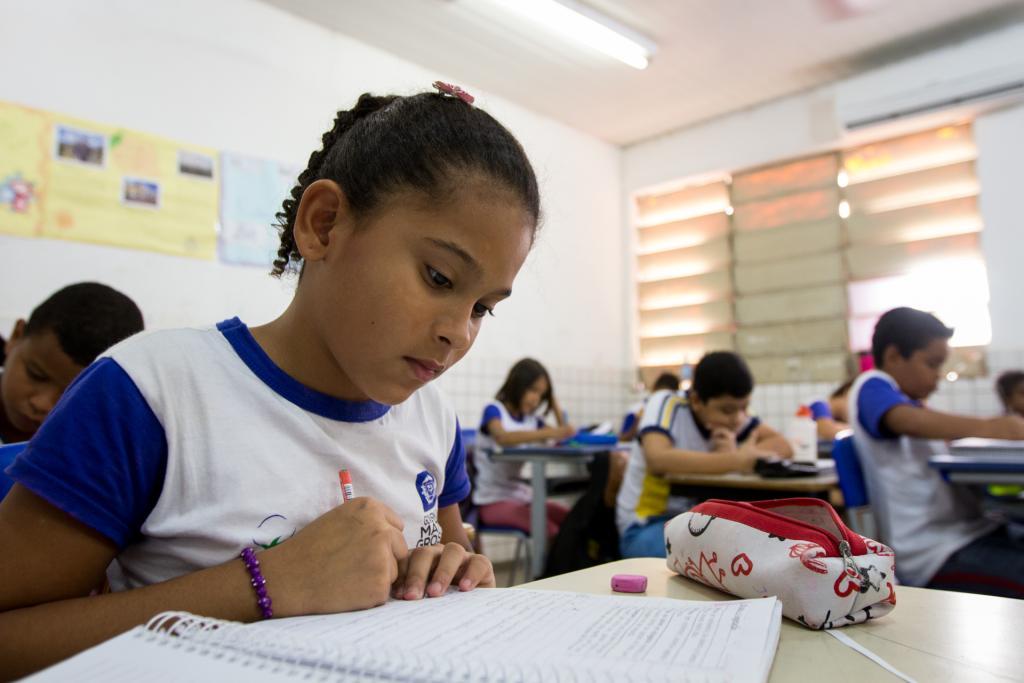 Mais de 84 mil estudantes da rede estadual participam da Prova Brasil 2017