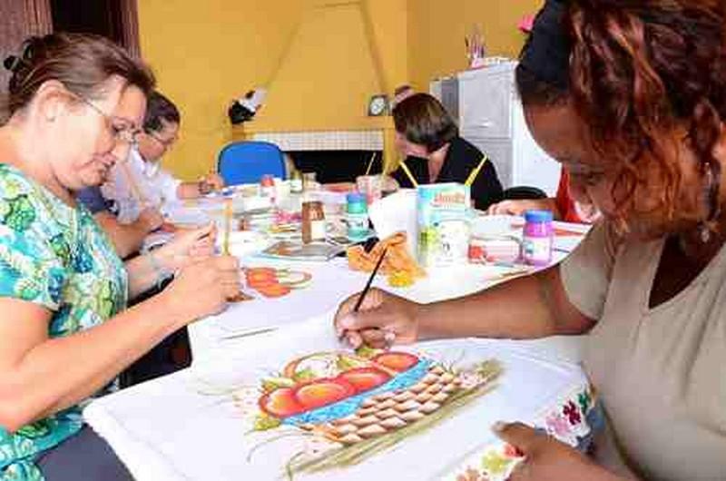Itaiópolis-terá-cursos-de-artesanato-com-pintura-promovido-pelo-Senar
