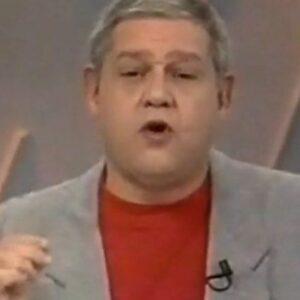 Narrador esportivo Paulo Stein morre aos 73 anos, vítima da Covid-19