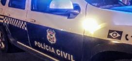 Policia de MT prende em flagrante homem que ateou fogo em adolescente