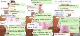 Mulher 'dá golpe em golpista' no WhatsApp e viraliza na internet