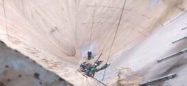 Trabalhador morre 3 dias depois de ser resgatado de soterramento onde 2 colegas morreram em silo em MT