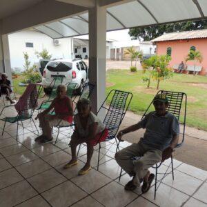 Lar de idosos faz campanha para arrecadar alimentos e produtos de higiene em MT