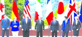 Líderes do G7 se reúnem para discutir vacina, impostos e clima