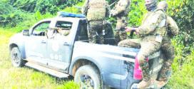Nova Bandeirantes: Politec realiza perícia em área de suposto confronto do Bope e suspeitos de assalto
