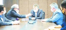 Governo do Estado assina contrato para implantar radiocomunicação digital em 50 municípios