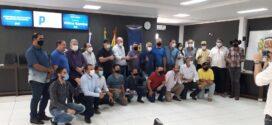 Prefeito Chico Gamba se filia ao PSD; fichas de mais de 50 novos membros foram abonadas por três deputados e um senador