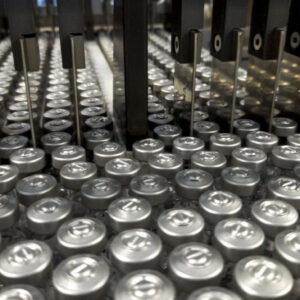 Butantan recebe ingrediente para 20 milhões de doses de vacina