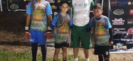 Observadores selecionam atletas durante Clínica de Futebol em Alta Floresta