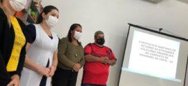 Secretaria Municipal de Saúde de Apiacás promoveu uma capacitação com os profissionais da educação para o retorno das aulas no modelo hibrido