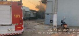 Incêndio atinge hospital e pacientes com covid-19 são resgatados pela janela