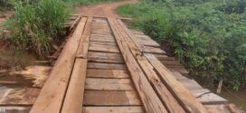 Alta Floresta: vereadores vistoriam pontes na Vicinal Bom Fim e no Ramal do Mogno