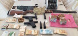 Com prisões em MT, Fantástico mostra os caminhos do tráfico de armas no Brasil após operação da PF