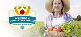 Secretaria de Educação convida produtores locais para reunião sobre aquisição de produtos para alimentação escolar