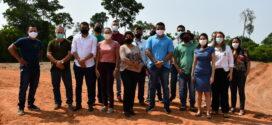 Secretário Assis recepciona Equipe de Reitoria do IFMT nas instalações da Fazenda Experimental em Paranaíta