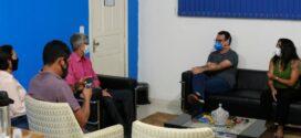 Vereadora Ilmarli apresenta demandas ao deputado Lúdico Cabral